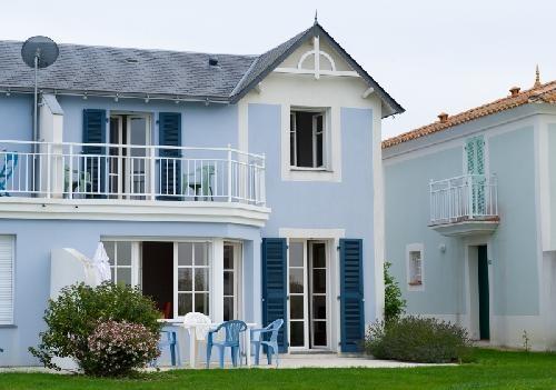 Location vacances L'Aiguillon-sur-Vie -  Maison - 6 personnes - Télévision - Photo N° 1