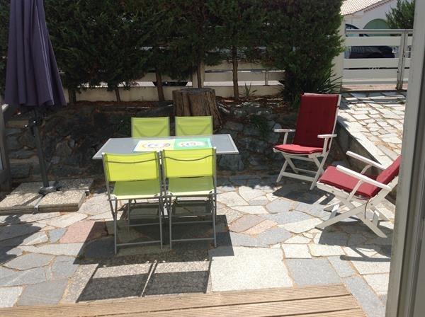 Location vacances Saint-Jean-de-Monts -  Appartement - 5 personnes - Terrasse - Photo N° 1