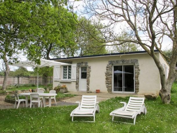 Location vacances Locquirec -  Maison - 4 personnes - Barbecue - Photo N° 1