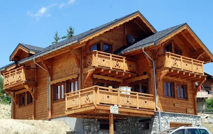 Holiday rentals Fontcouverte-la-Toussuire - House - 15 persons - BBQ - Photo N° 1