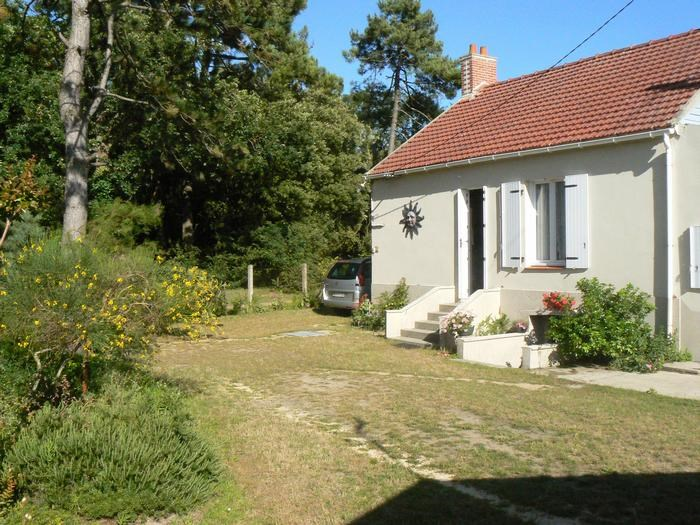Holiday rentals La Barre-de-Monts - House - 5 persons - Garden - Photo N° 1