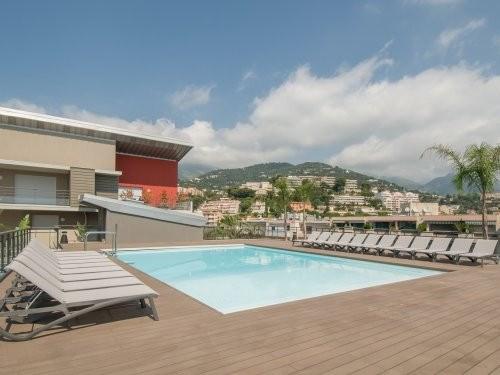 Location vacances Roquebrune-Cap-Martin -  Appartement - 6 personnes - Télévision - Photo N° 1