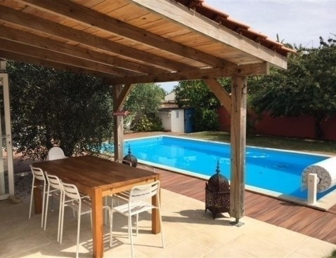 Location vacances Angles -  Maison - 5 personnes - Barbecue - Photo N° 1