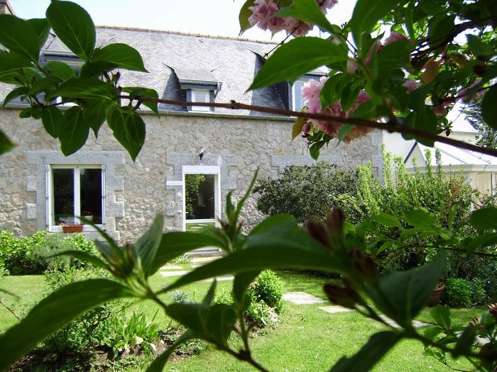Holiday rentals Lannion - House - 7 persons - BBQ - Photo N° 1