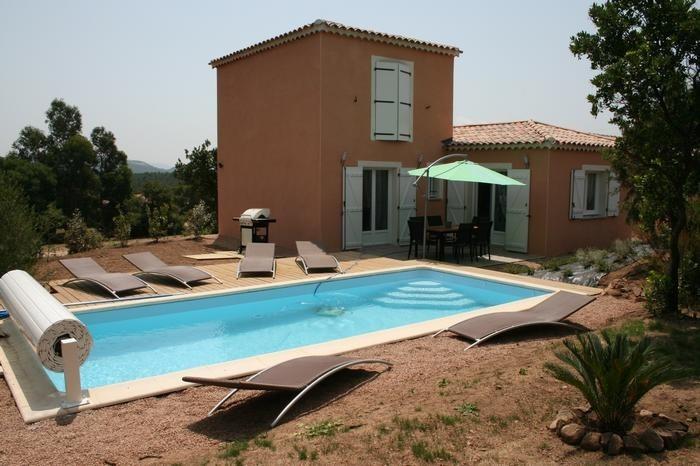 Villa pour 6 pers. avec piscine privée, Porto-Vecchio