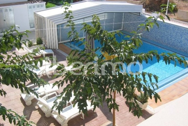 Appartement avec piscine à Benicarlo pour 6 personnes - 2 chambres