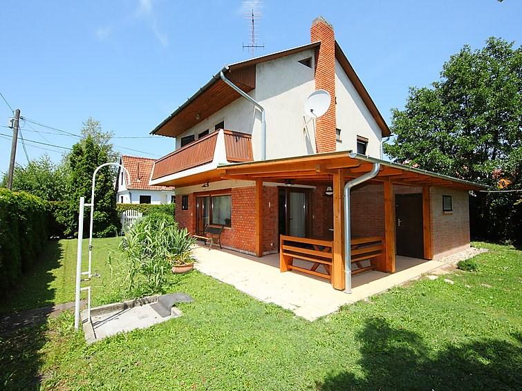 Maison pour 4 personnes à Balatonmariafurdo
