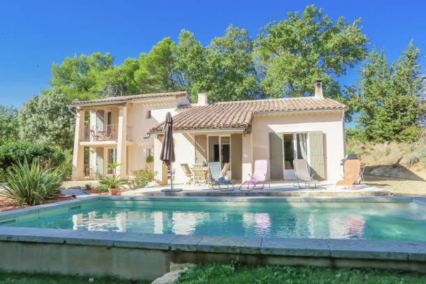 Location vacances Buisson -  Maison - 6 personnes - Barbecue - Photo N° 1