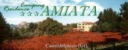 Camping Amiata, 48 emplacements, 24 locatifs
