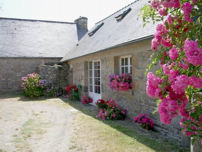 Location vacances Crozon -  Maison - 5 personnes - Barbecue - Photo N° 1