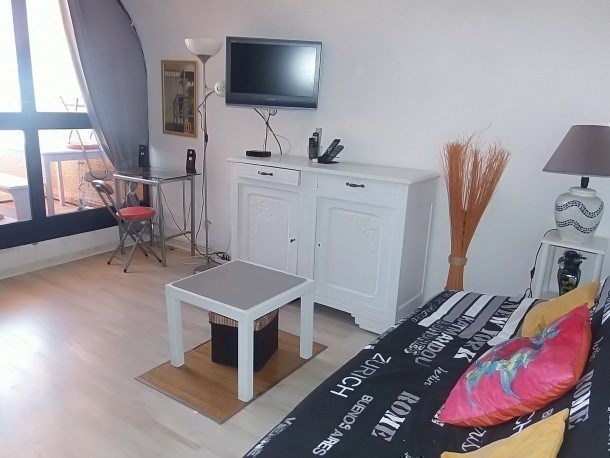 Location vacances Gruissan -  Appartement - 6 personnes - Câble / satellite - Photo N° 1