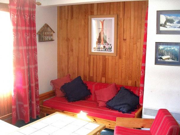Location vacances Champagny-en-Vanoise -  Appartement - 6 personnes - Télévision - Photo N° 1