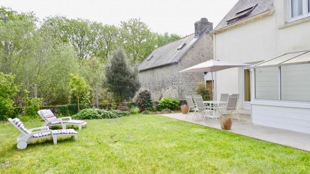 LE FOUESNANT - Maison agréable 8 personnes avec jardin