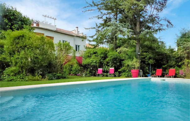 Location vacances Avignon -  Appartement - 6 personnes - Barbecue - Photo N° 1