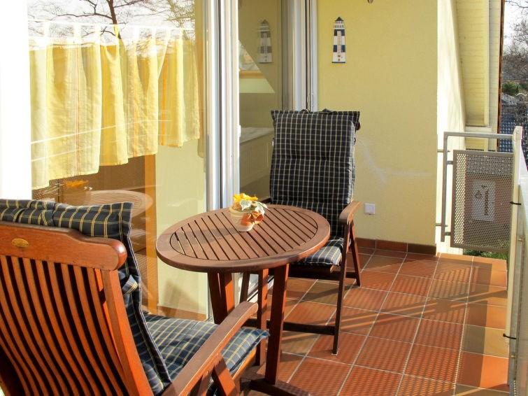 Location vacances Zinnowitz -  Appartement - 3 personnes -  - Photo N° 1
