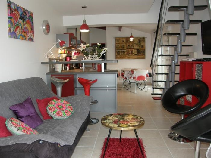 Holiday rentals La Brée-les-Bains - House - 7 persons - BBQ - Photo N° 1