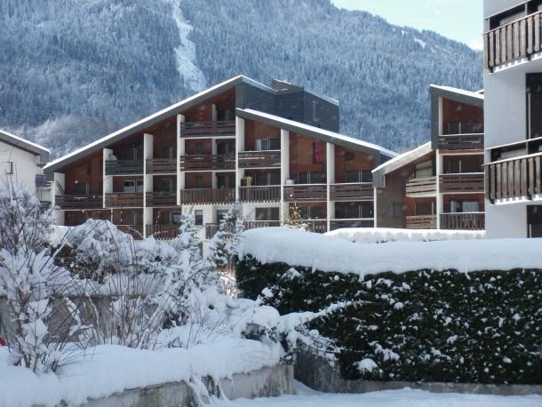 Location vacances Samoëns -  Appartement - 3 personnes - Télévision - Photo N° 1