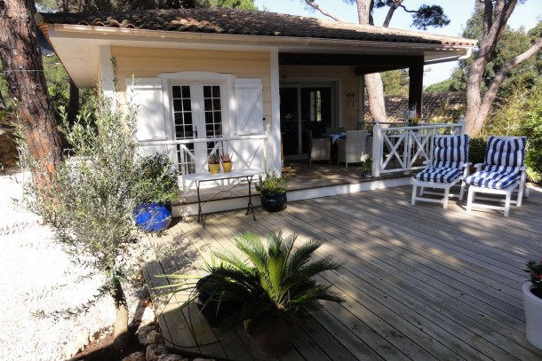 Location vacances Gassin -  Maison - 4 personnes - Lecteur DVD - Photo N° 1