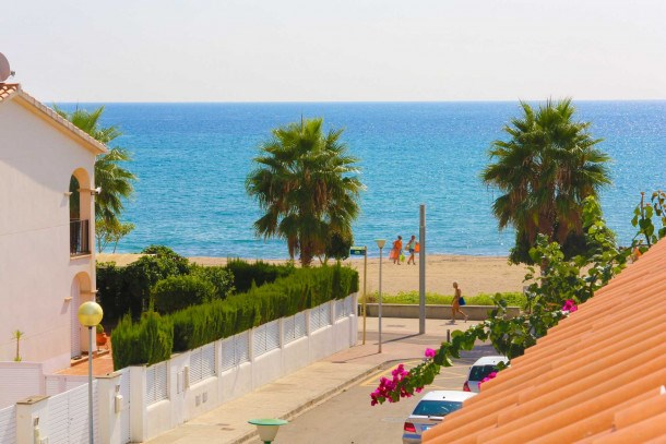 Location vacances Cambrils -  Maison - 8 personnes - Barbecue - Photo N° 1