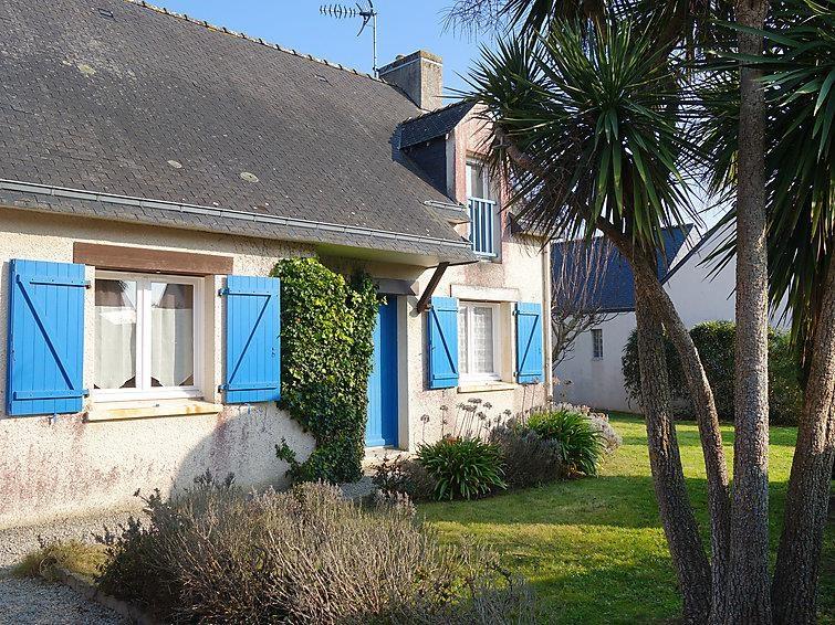 Location vacances Quiberon -  Maison - 6 personnes - Jardin - Photo N° 1