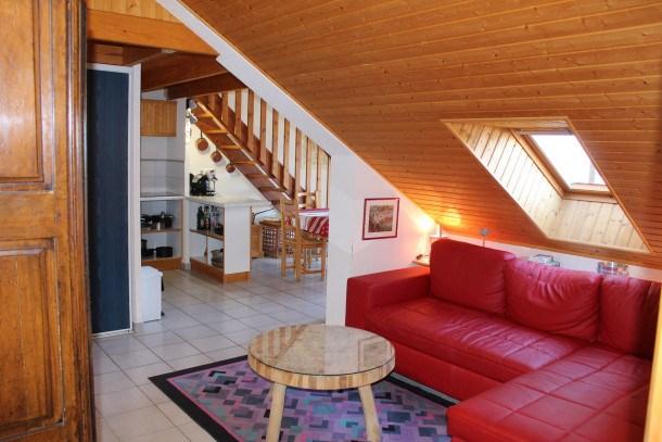 Location vacances Baratier -  Appartement - 6 personnes - Télévision - Photo N° 1