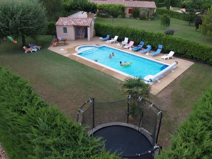 Location vacances Pernes-les-Fontaines -  Maison - 6 personnes - Barbecue - Photo N° 1