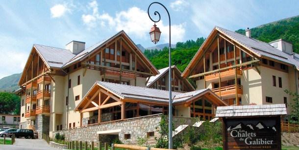 Location vacances Valloire -  Appartement - 6 personnes - Billard - Photo N° 1