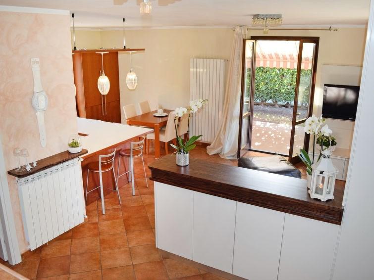 Maison pour 6 à Porto Valtravaglia