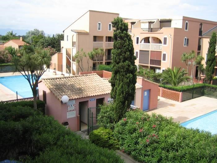 Location vacances Canet-en-Roussillon -  Appartement - 6 personnes - Barbecue - Photo N° 1