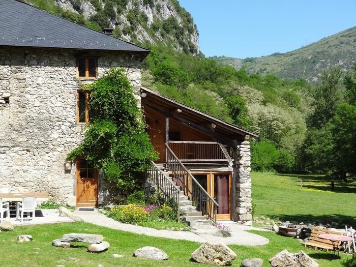 Holiday rentals Alliat - Cottage - 10 persons - BBQ - Photo N° 1