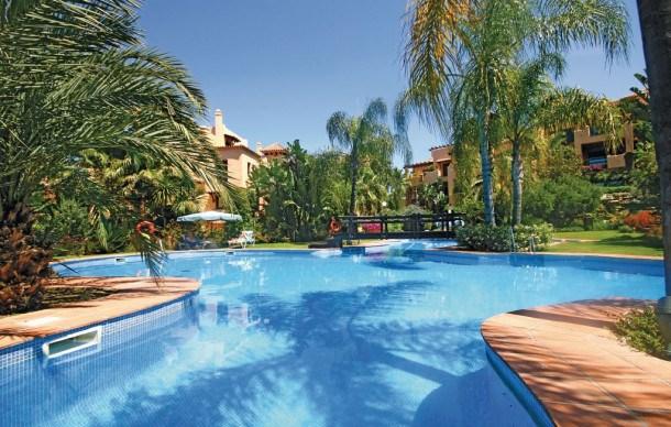 Location vacances Estepona -  Appartement - 6 personnes - Lecteur DVD - Photo N° 1