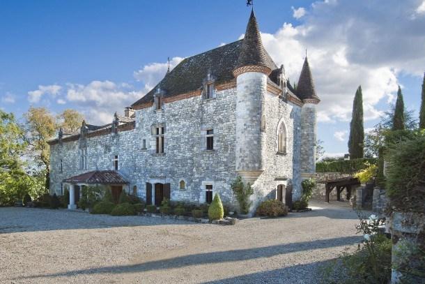 Chateau Martinus