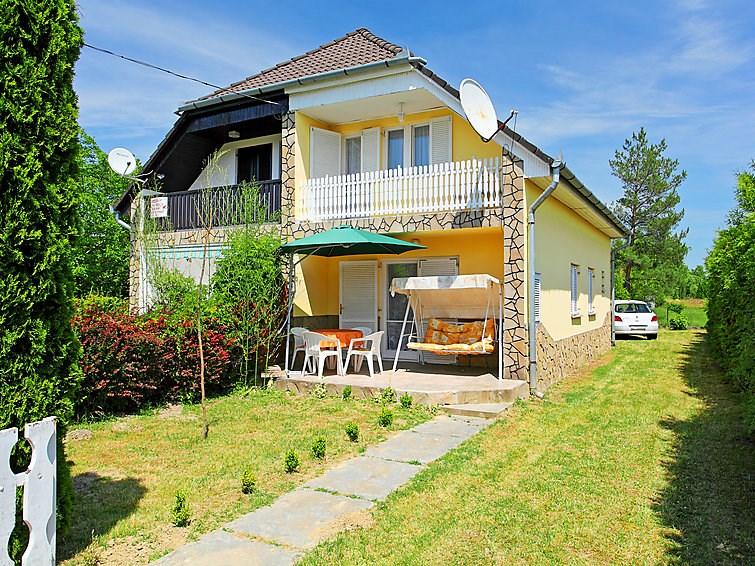 Maison pour 3 personnes à Balatonbereny