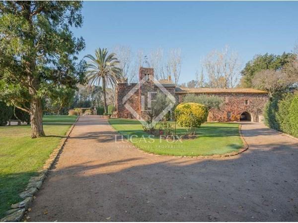 Vente Maison / Villa 816m² La Bisbal d`Empordà