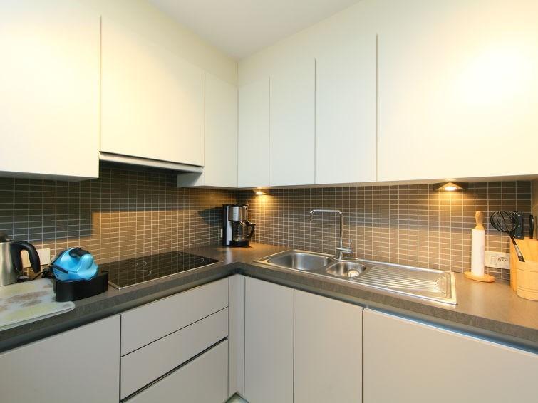 Appartement pour 6 à Bredene