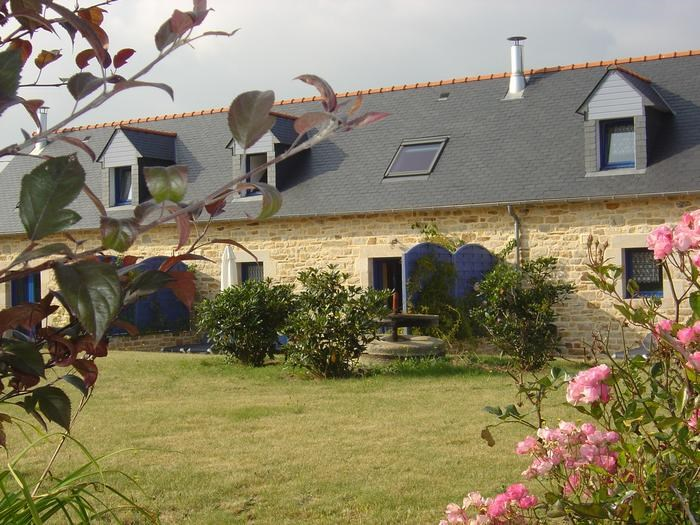 Location vacances Fouesnant -  Maison - 5 personnes - Barbecue - Photo N° 1
