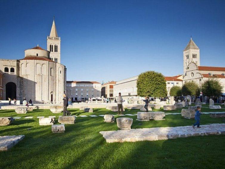 Appartement pour 4 à Zadar