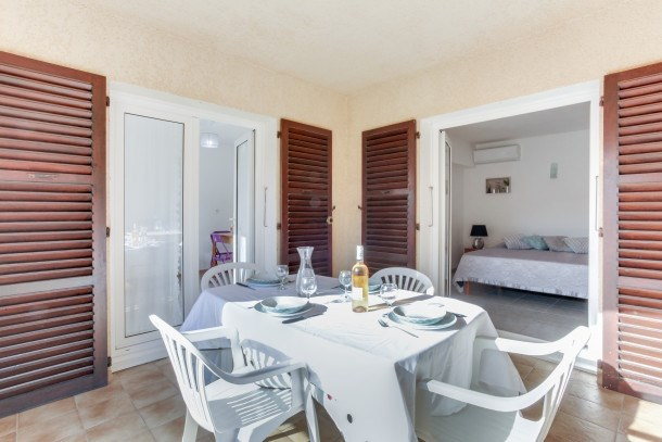 Location vacances Centuri -  Appartement - 4 personnes - Barbecue - Photo N° 1