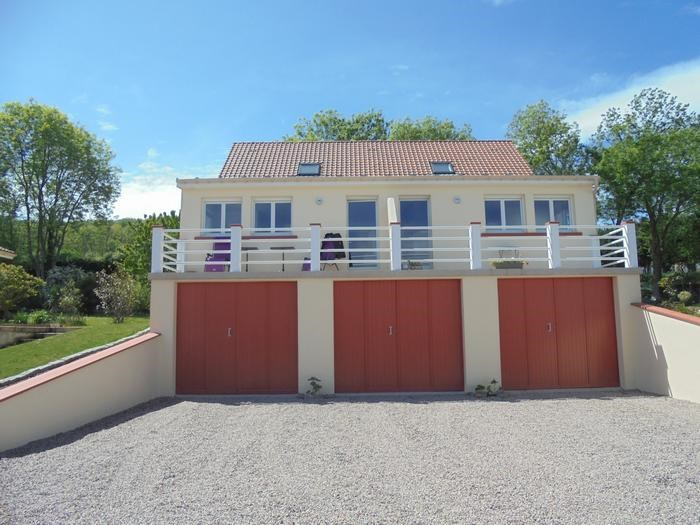 Holiday rentals Le Tréport - House - 6 persons - BBQ - Photo N° 1