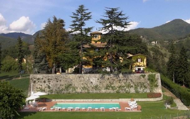 Villa Falco Reale 20 - Amazing Medicean villa built in the 15th century in the hills of Vicchio