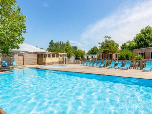 Location vacances Notre-Dame-de-Monts -  Maison - 4 personnes - Salon de jardin - Photo N° 1