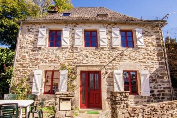 Aumont et Merveilles près d'Argentat-sur-Dordogne
