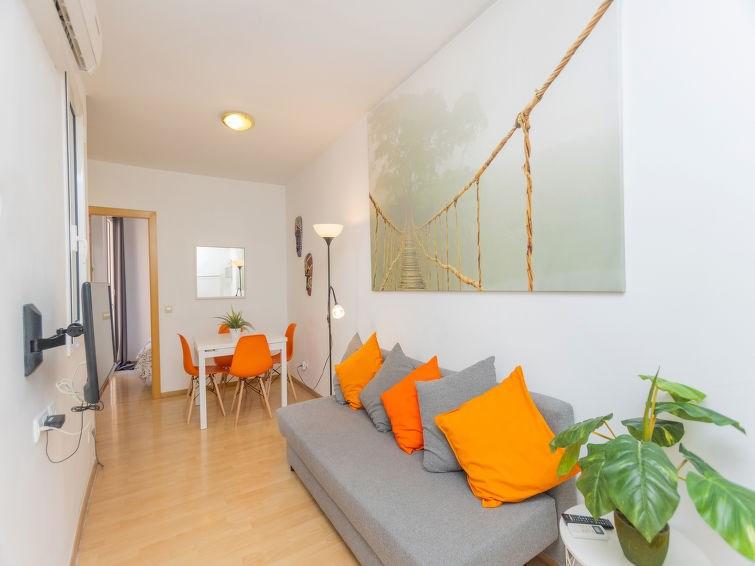 Location vacances Barcelone -  Appartement - 2 personnes -  - Photo N° 1
