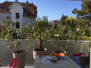 Location vacances Aix-les-Bains -  Appartement - 4 personnes - Chaise longue - Photo N° 1
