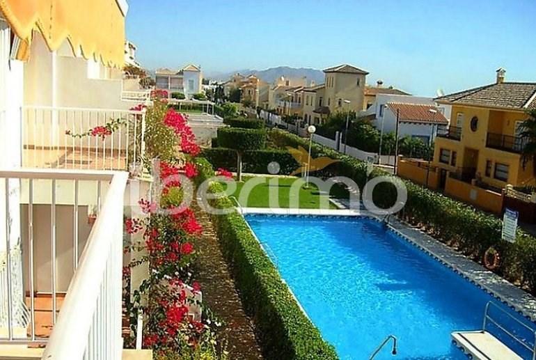 Location vacances Garrucha -  Appartement - 6 personnes - Télévision - Photo N° 1