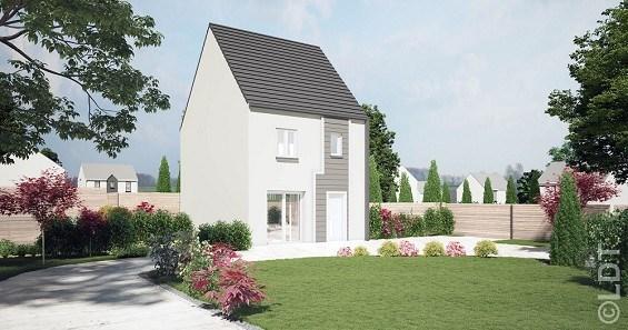Maison  5 pièces + Terrain 205 m² Lagny-sur-Marne par L.D.T MEAUX