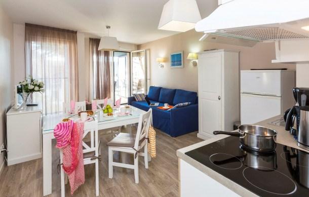 Location vacances Pornichet -  Appartement - 4 personnes - Congélateur - Photo N° 1
