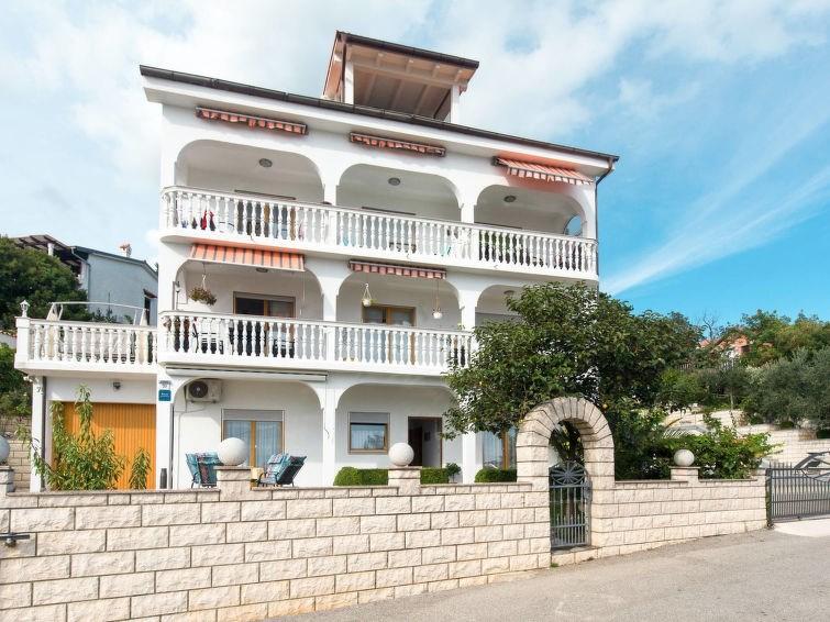 Appartement pour 7 à Crikvenica