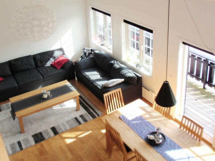 Appartement pour 8 à Røldal