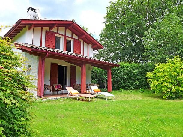 Location vacances Saint-Pée-sur-Nivelle -  Maison - 6 personnes - Barbecue - Photo N° 1